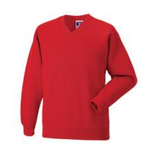 Maxwellton V-Neck Sweatshirt